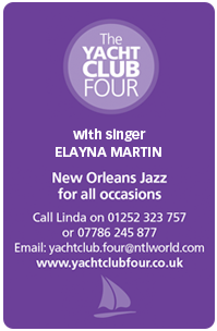 Yacht Club Four with Elayna Martin